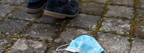 Koronawirus – problem zanieczyszczania przestrzeni publicznej przez zużyte środki ochrony osobistej